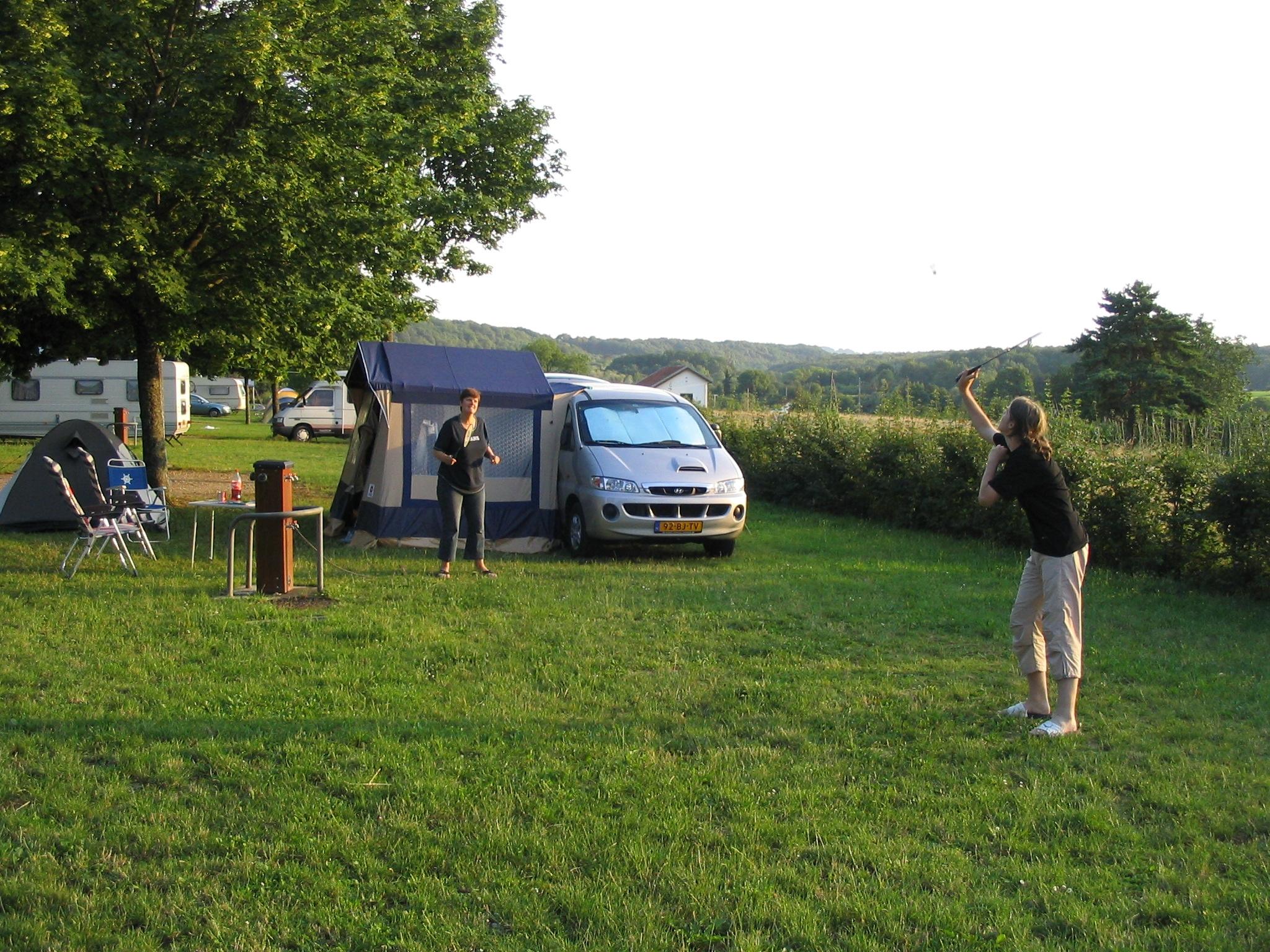 Met de camper in de Jura